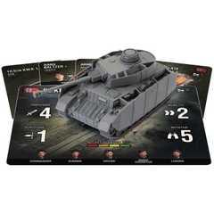 World of Tanks: Wave 2 - German (Panzer IV H), Medium Tank