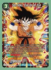 Son Goku, Eye for an Eye - BT12-005 - SR