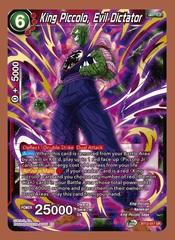 King Piccolo, Evil Dictator - BT12-017 - SR