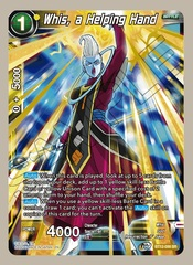 Whis, a Helping Hand - BT12-099 - SR