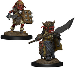 Wardlings: Goblins (Male & Female)