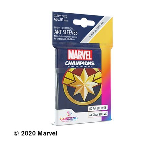 Marvel Champions - Captain Marvel