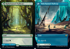 Barkchannel Pathway // Tidechannel Pathway - Foil - Borderless