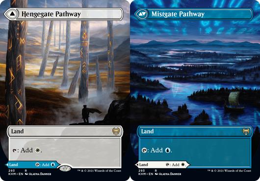 (293) Hengegate Pathway // Mistgate Pathway - BORDERLESS