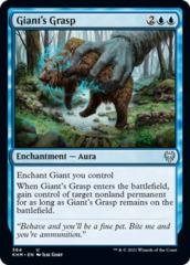 Giant's Grasp