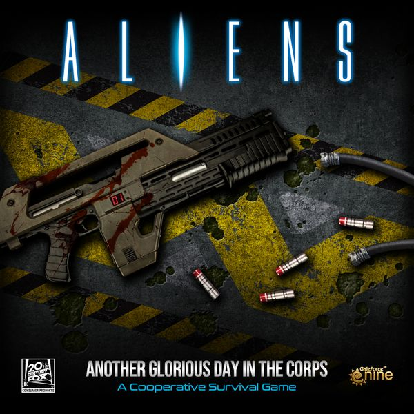Aliens: Another Glorious Day in the Corps
