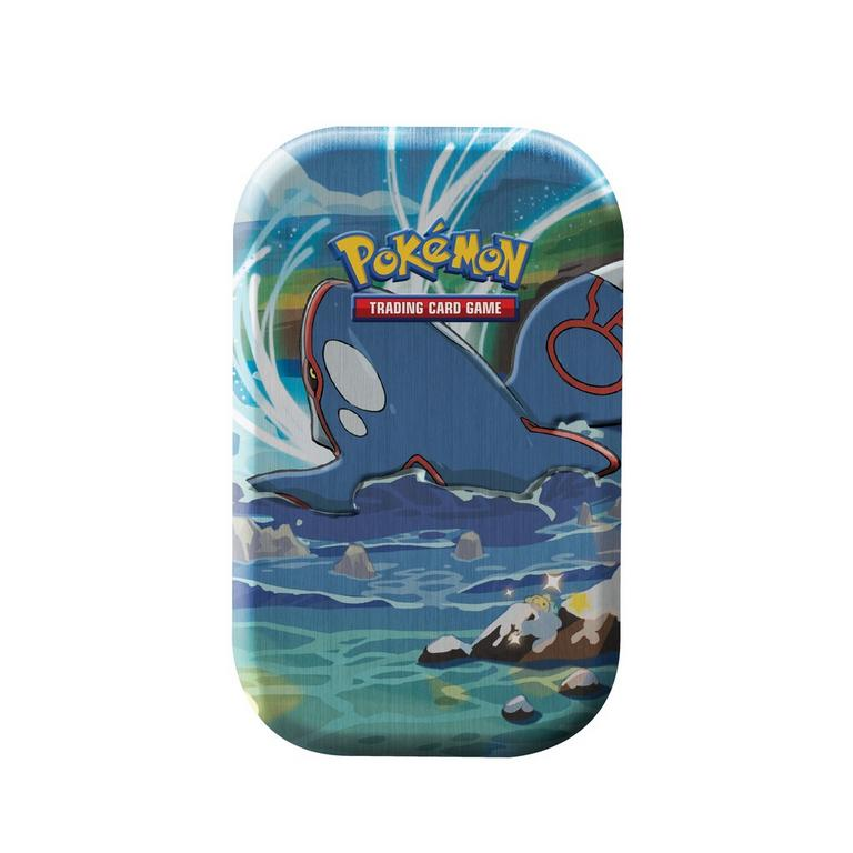 Shining Fates Mini Tins - Kyogre & Snom LIMIT 5 PER CUSTOMER