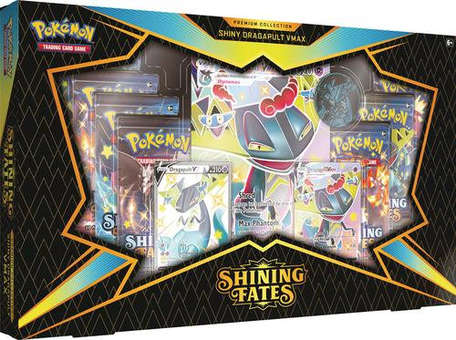 Shining Fates Premium Collections - Shiny Dragapult V LIMIT 1 PER CUSTOMER