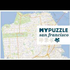 MY PUZZLE San Francisco