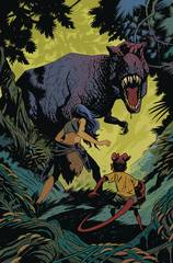 Young Hellboy The Hidden Land #2 (Of 4) Cvr A Smith (STL179606)