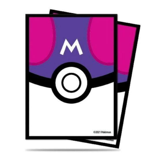 Ultra Pro Sleeves: Pokemon - Master Ball (65ct)