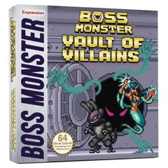 Boss Monster: Vault of Villains Expansion