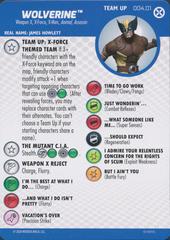 Wolverine - 004.01 - Team-Up Card