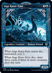 Inga Rune-Eyes - Foil - Showcase