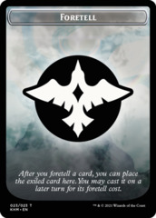 Foretell (Helper Card)