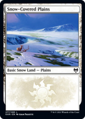 Snow-Covered Plains (277)
