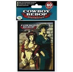 Cowboy Bebop: Space Serenade - Faye & Spike Card Sleeves (60ct)