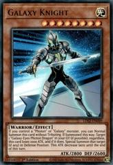 Galaxy Knight - LDS2-EN049 - Ultra Rare - 1st Edition
