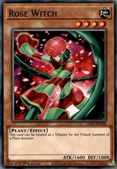 Rose Witch - LDS2-EN100 - Common - 1st Edition