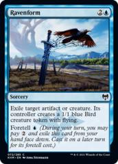 Ravenform - Foil
