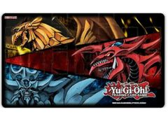 Yu-Gi-Oh!: Slifer, Obelisk, and Ra - PlayMat