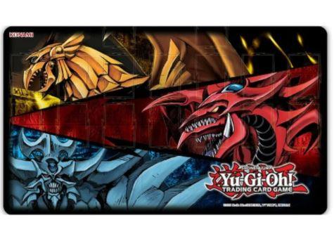 Yu-Gi-Oh!: Slifer, Obelisk, and Ra - PlayMat