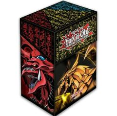 Yu-Gi-Oh!: Slifer, Obelisk, and Ra - Deck Box