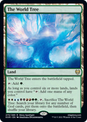 The World Tree - Foil