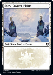 Snow-Covered Plains (276)