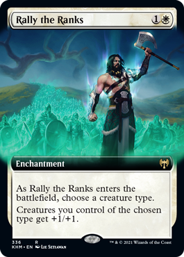 (336) Rally the Ranks - EXTENDED ART