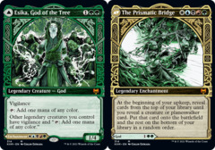 Esika, God of the Tree // The Prismatic Bridge - Foil - Showcase