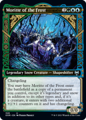 Moritte of the Frost - Foil - Showcase