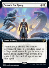 Search for Glory - Extended Art