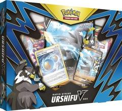 Pokemon Urshifu V Box - Rapid Strike