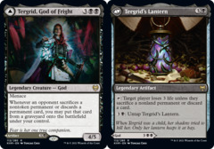 Tergrid, God of Fright // Tergrid's Lantern