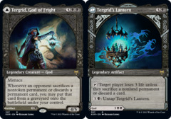 Tergrid, God of Fright // Tergrid's Lantern - Foil - Showcase