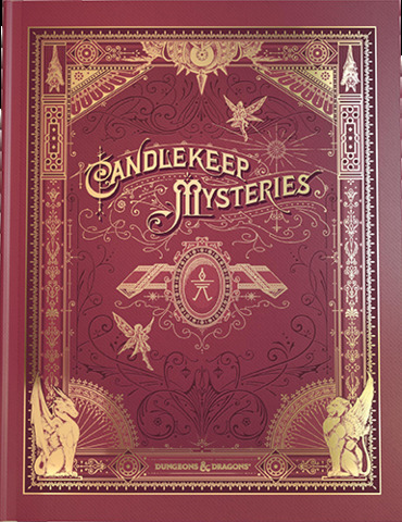 Candlekeep Mysteries - Alternate Cover