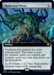 Maskwood Nexus - Extended Art