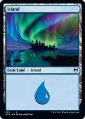 Island (395) - Foil