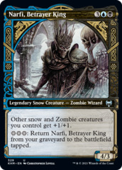 Narfi, Betrayer King - Showcase
