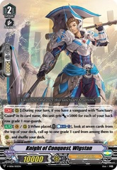 Knight of Conquest, Wigstan - V-SS06/002EN - RRR