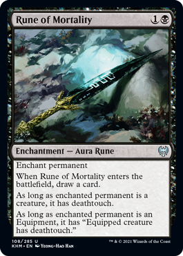 Rune of Mortality