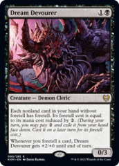 Dream Devourer - Foil