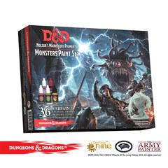 Dungeons & Dragons Nolzur's Marvelous Pigments: Monster Paint Set