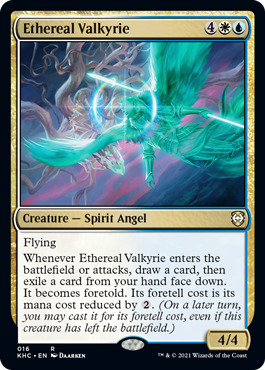 Ethereal Valkyrie