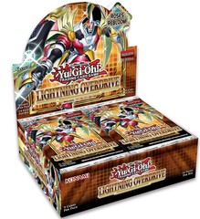 Lightning Overdrive 1st Edition Booster Box