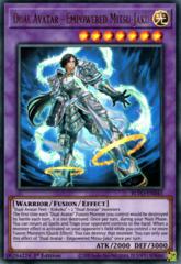 Dual Avatar - Empowered Mitsu-Jaku - BLVO-EN041 - Ultra Rare - 1st Edition