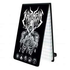 Ultra Pro: Kaldheim Life Pad featuring Metal Alt Art