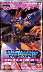 Digimon Card Game: Release Special Booster Pack C Version 1.0