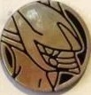 Arceus Collectible Coin - Gold Glitter Holofoil (Generation 4)
